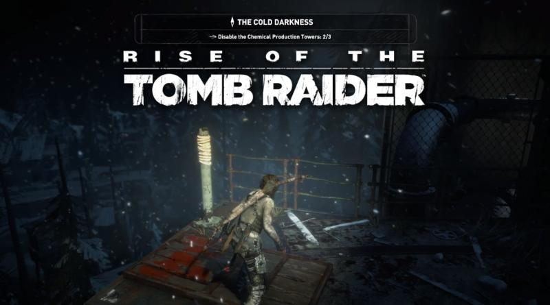 Rise of the tomb raider cold darkness awakened walkthrough - Rise of the tomb raider cold darkness ...