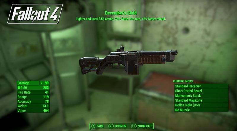 Fallout 4 Far Harbor December's Child Location ~ FunkyVideoGames