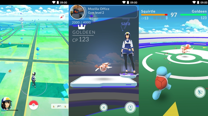 how to find pokemon in pokemon go